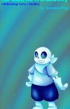 As Blue As A Blueberry (Underswap Sans X Reader FanFic) by LilDrawerSam