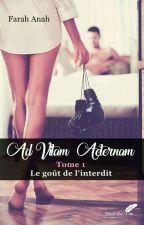 AD VITAM AETERNAM 1 (Publié chez Black ink éditions) by kitty-of-street