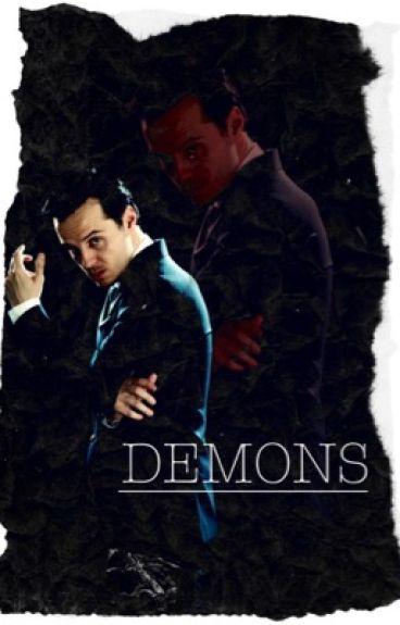Demons ➴ Jim Moriarty