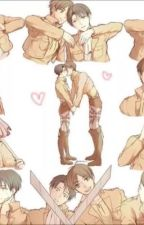 Ereri/riren pics and one shot requests  by erericream