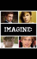 William Moseley Imagines by Aidanturnerimagines