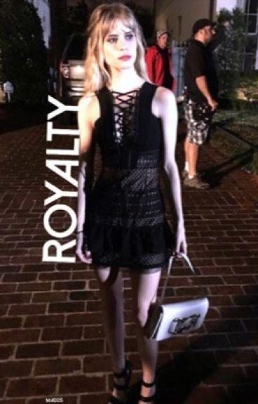 ROYALTY ⇢ TOM HOLLAND