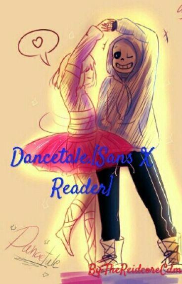 Dancetale.  [Sans X Reader]