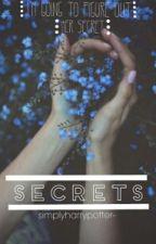 Secrets ➳ Fred Weasley (SLOW UPDATES) by simplyharrypotter-