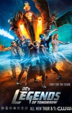 Legends of Tomorrow: Tales of the Waverider S1 by grapefruit9889