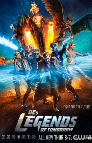 Legends of Tomorrow: Tales of the Waverider S1