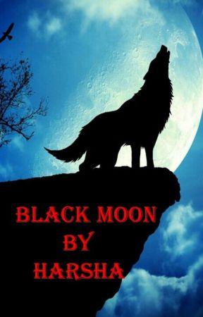 Black Moon (Blackridge Wolves #1) by hvk6589