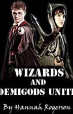 Wizards and Demigods Unite by honeyhan_123
