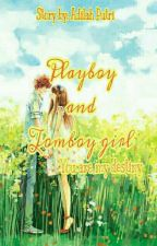 Playboy And Tomboy Girl by adillahptry