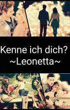 Kenne Ich Dich? ~Leonetta~  by __MyLovee__