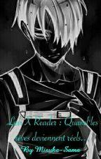 Levi X Reader by Misuka-Sama