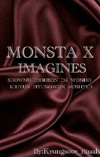 《MONSTA X Imagines》