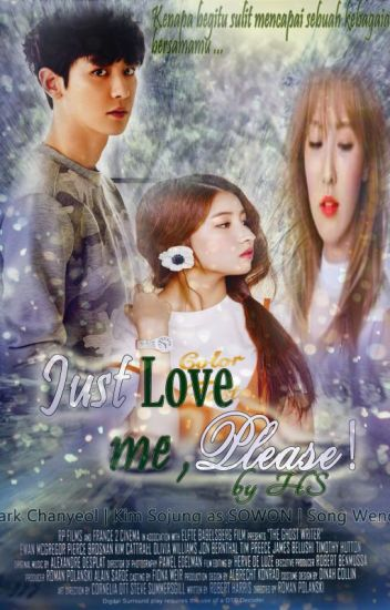 [Discontinue} Just Love Me , Please !