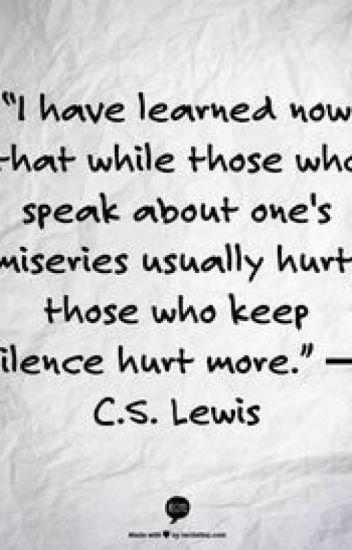 C.S.Lewis Quotes - Melwin the Mischief Elf - Wattpad