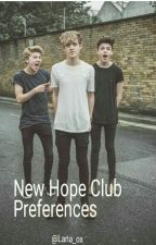 New Hope Club Preferences by Lana_ox