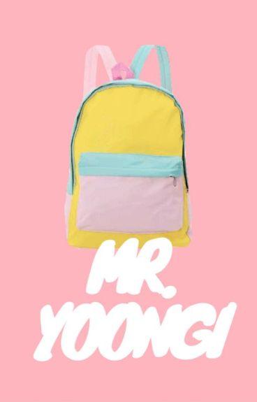 Mr.Yoongi