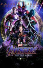 Marvel Avengers La guida ai personaggi dalla A alla Z #wattys2018 by chris_simone