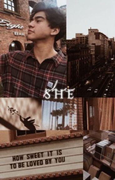 She;; Calum Hood [complete]