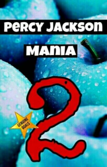 Percy Jackson Mania 2