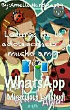 Whasap Miraculos Ladybug by AmeliaMartinez24