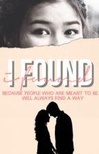 I Found(Sandro Marcos) by filo-writes