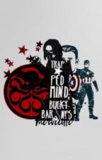 TRAPPED MIND | BUCKY BARNES  by merveeille