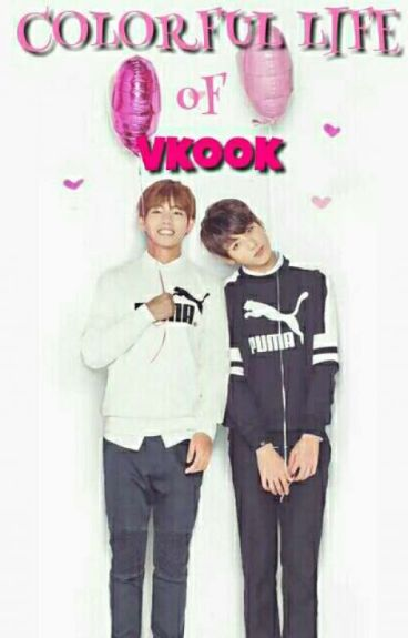 COLORFUL LIFE OF VKOOK