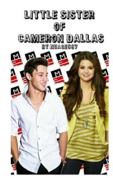 little sister of Cameron Dallas