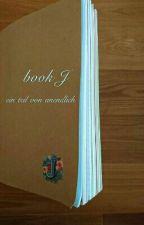 book J by einteilvonunendlich