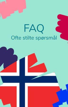 Ofte Stilte Spørsmål by AmbassadorsNO