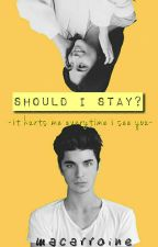 Should I Stay? by macarroine