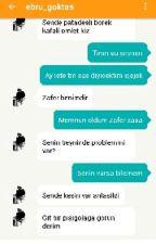 Mesajlar (Gizli Sjsjsj) by mertcan_karahan
