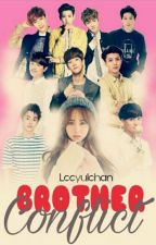 Brother Conflict (EXO fanfiction) by Leeyulchan