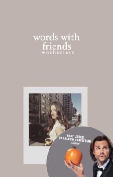 Words With Friends ▷ Jared Padalecki