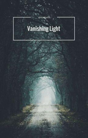 Vanishing light  by MissSaiko