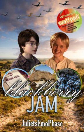 Blackberry Jam (A Drarry FanFiction) by JulietsEmoPhase