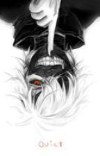 Sky of Glass - Tokyo Ghoul [Reader x Hide] by DarkWings73