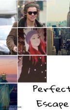 Perfect Escape/ Harry Styles and Ariana Grande by hello_coco99