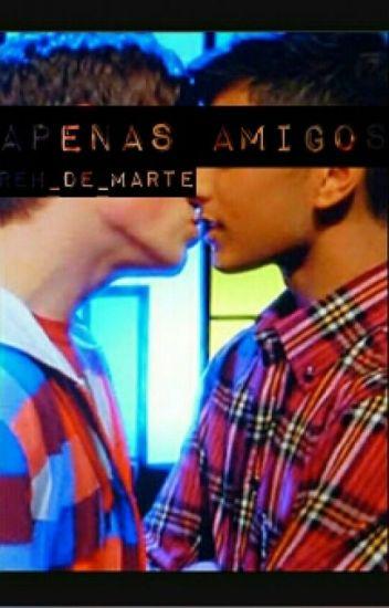 Apenas Amigos (Romance Gay)
