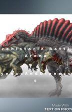 Prehistoric Battle Arena by HyenasAndDinosaurs