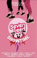 [SEVENTEEN]©                ↪SHOWTIME↩ by Alannx