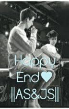 Happy End♥ ||AS&JS|| ZAWIESZONE by unicorntoja