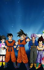 Dragon ball z Name Means by stanleybell37