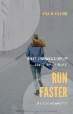 Run Faster (Kid Flash × Reader) by Infanite_Midnight