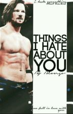 Things I Hate About You ;; Styles&Jericho by drxamteam