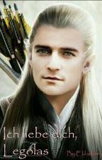Ich liebe Dich, Legolas by Eldarhen