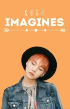 Suga Imagines by army_bits
