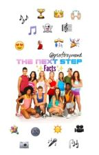 The Next Step Facts by milliehappiness