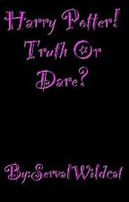 Harry Potter! Truth Or Dare? by Multishipper_Queen