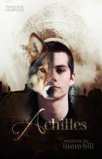 Achilles by immybill